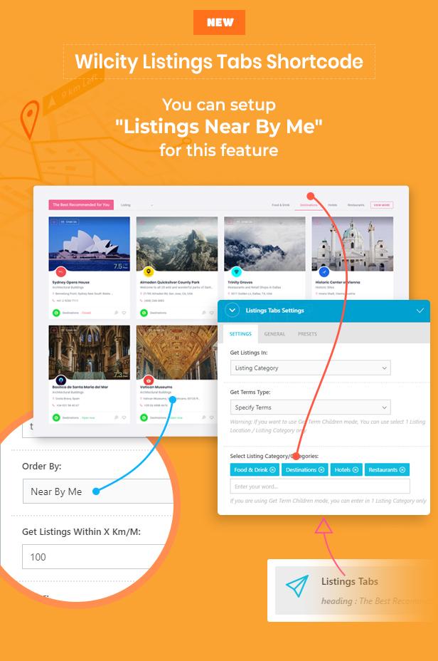 Wilcity - Directory Listing WordPress Theme - 8