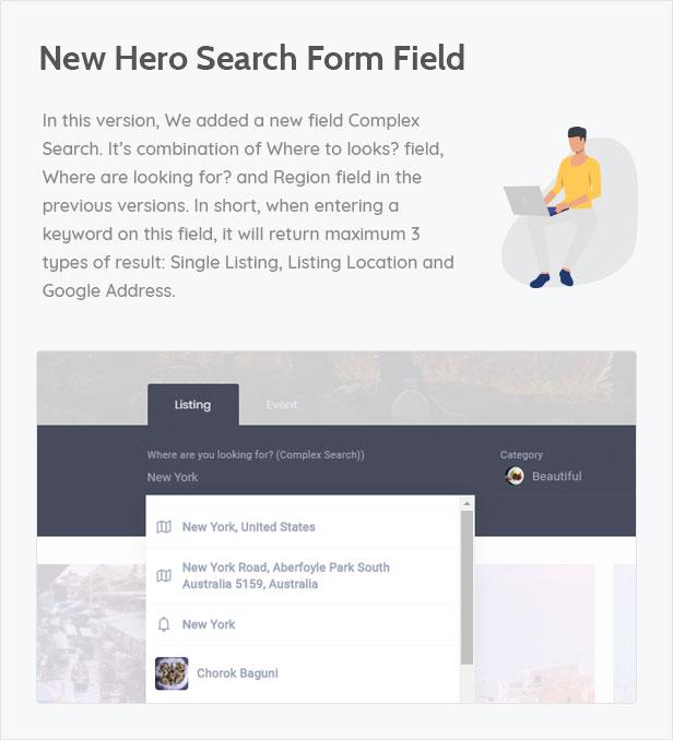 Wilcity - Directory Listing WordPress Theme - 9