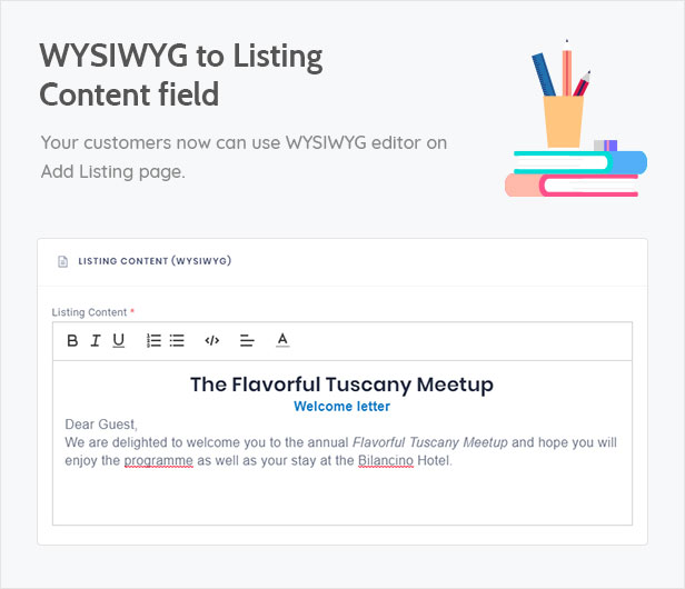 Wilcity - Directory Listing WordPress Theme - 15